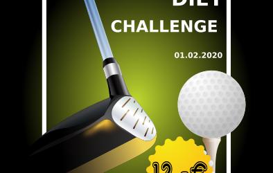Drive & Diet Challenge #1 le Samedi 1 février